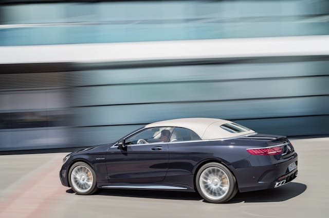 Mercedes unveils facelifted S63 and S65 Coupe and Cabriolet