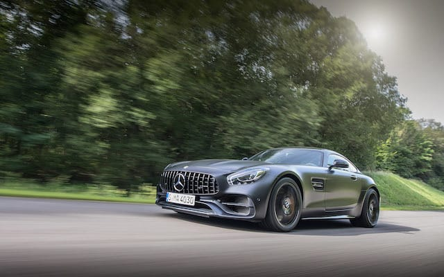Road test: Mercedes AMG GT C Coupe Edition 50