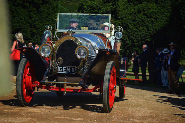 Gallery: The cars of the Concours of Elegance