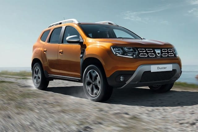 New Dacia Duster makes Frankfurt debut with updated styling