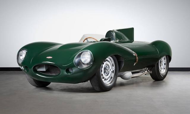 Rare 1955 Jaguar D-Type set to smash Australian auction record
