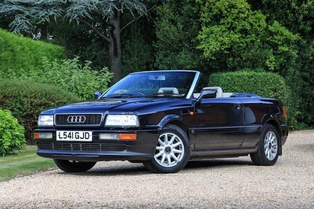 Princess Diana's Audi goes to auction