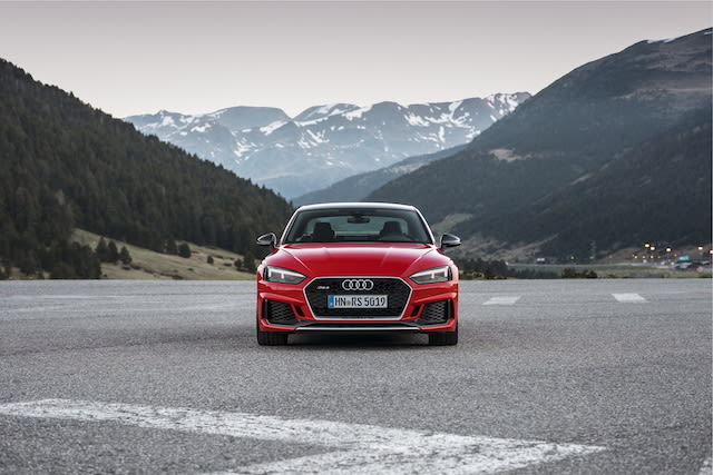 Audi RS4 and RS5 Carbon editions