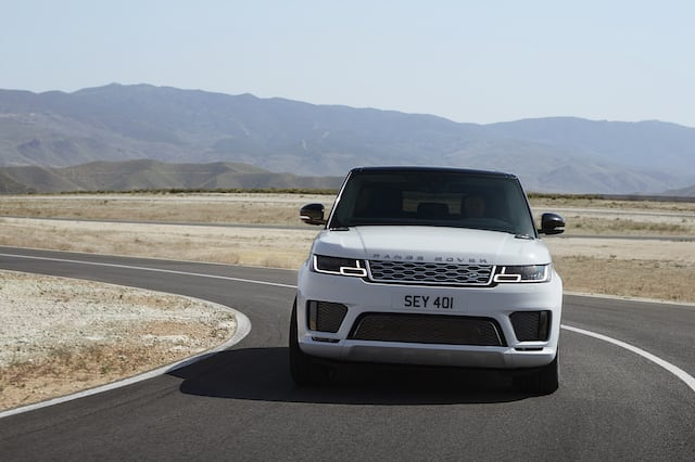 Land Rover launches new Range Rover Sport