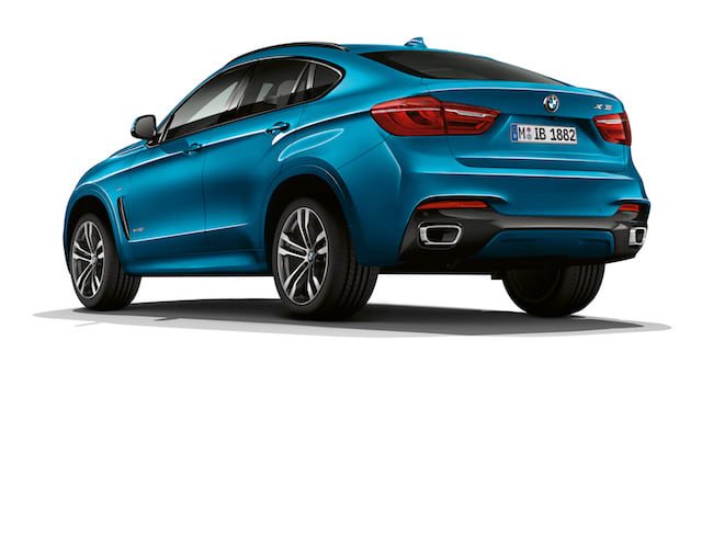 New BMW X5 Special Edition and X6 M Sport revealed