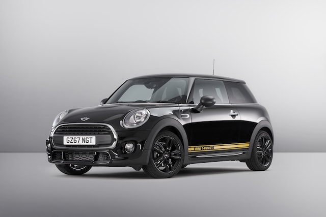 Mini 1499 GT special edition