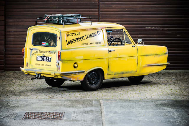 Comedy cars at Silverstone Auctions