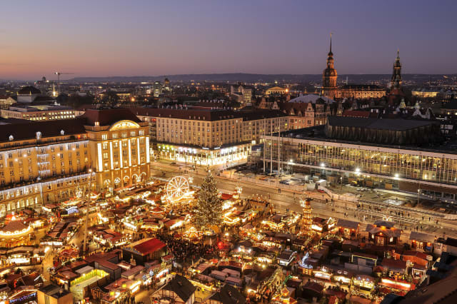 Europe's top Christmas markets 2017
