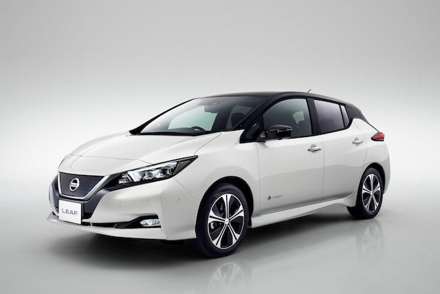 Nissan Leaf first drive