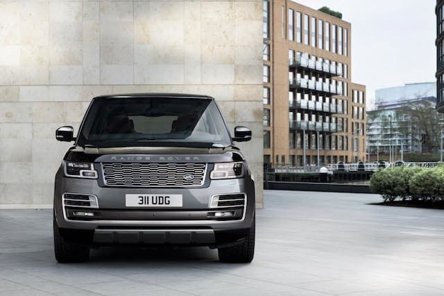 New Range Rover SVAutobiography is the most luxurious yet