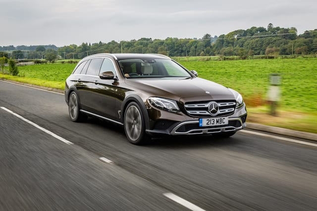 UK drive: Mercedes E-Class All Terrain