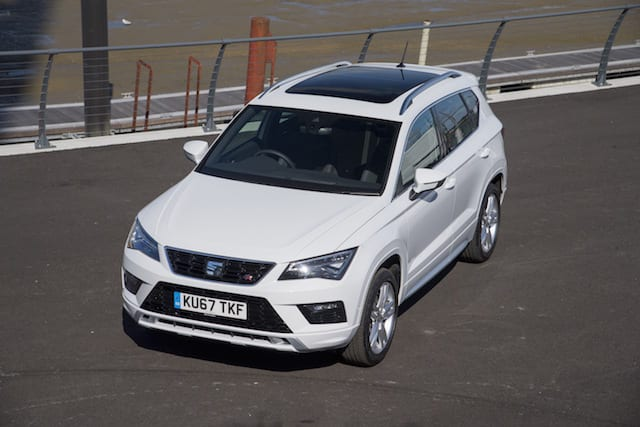 Road Test: Seat Ateca FR