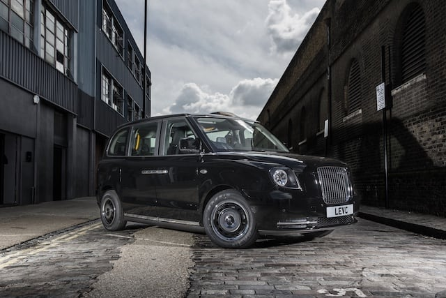 New London Taxi goes on sale from £55,599