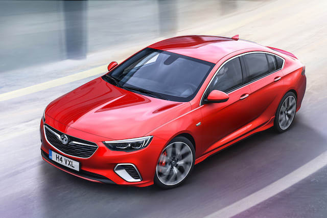Pricing revealed for Vauxhall Insignia GSi