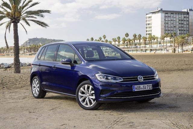 New engines, infotainment and styling for VW Golf SV
