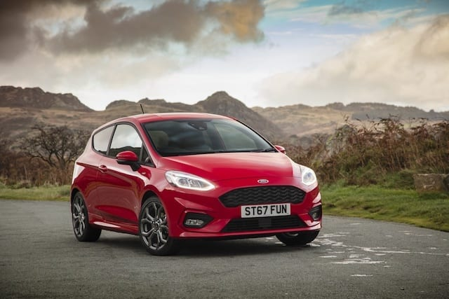 First drive: Ford Fiesta ST-Line