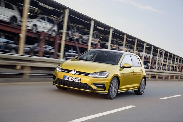 Europe's best-selling cars of 2017