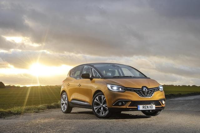 Renault Scenic road test