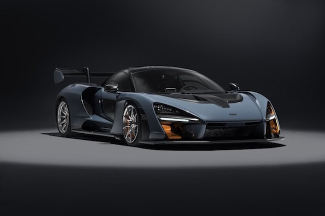 New facts and figures announced for McLaren Senna supercar