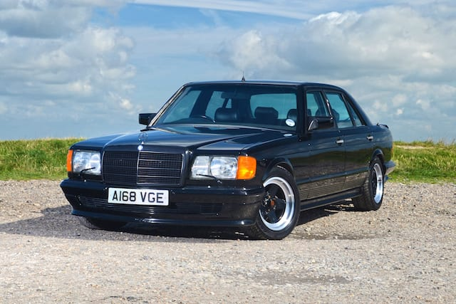 Ex-Beatles AMG heads to auction