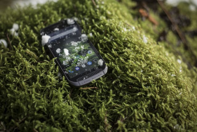 Land Rover unveils new ultra-rugged smartphone