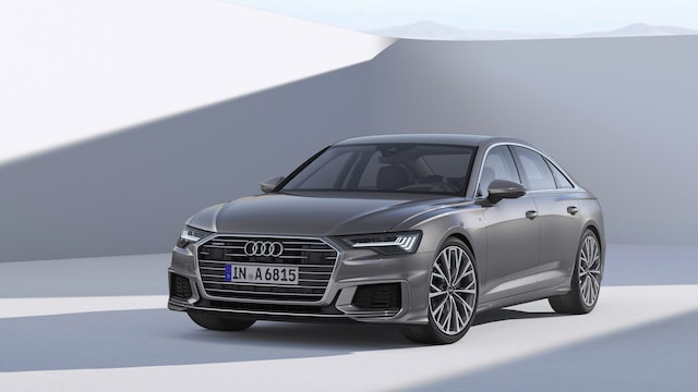 Audi A6 brings A8 luxury to a smaller package