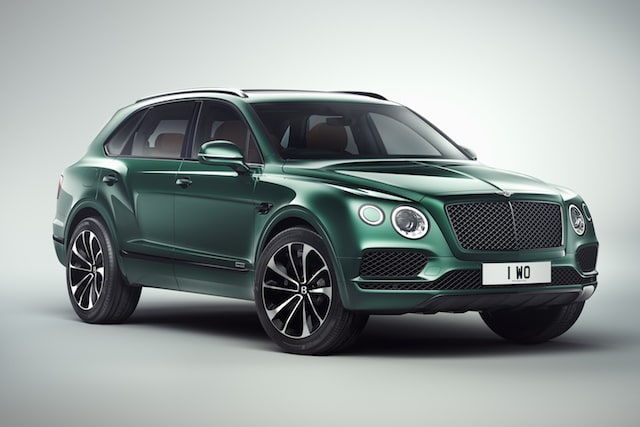 Bentley unveils one-off equestrian-inspired Bentayga SUV