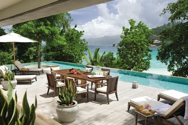The top luxury villas in the Seychelles
