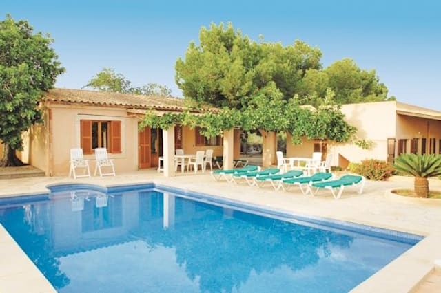 The best villas in Spain