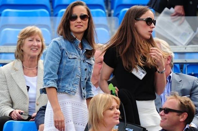 Spotted! Pippa Middleton around the world