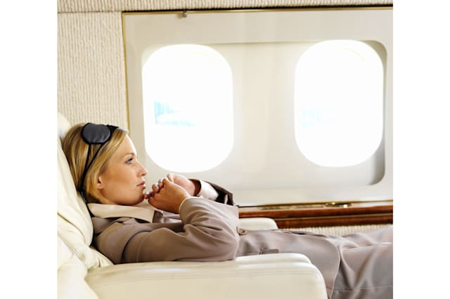 Ten ways to get a free flight upgrade
