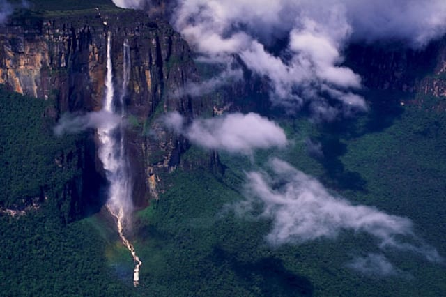 Guess the natural wonder of the world