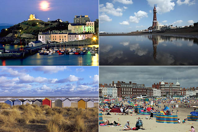 Guess the seaside town