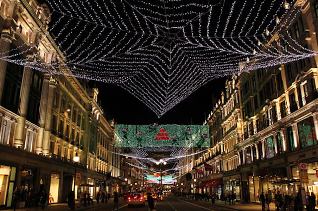Christmas quiz: Which cities are lit up?