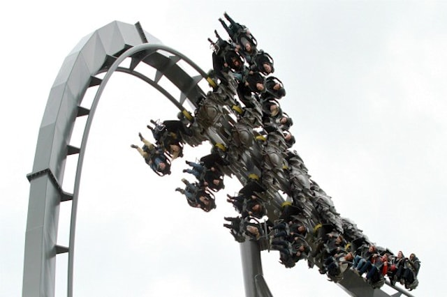 World's scariest theme park rides