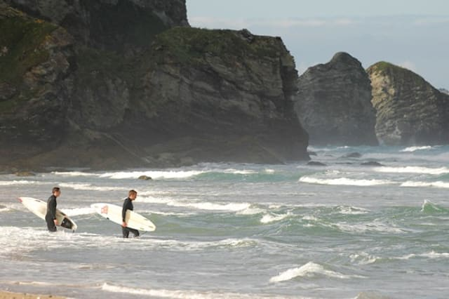 Ten things to do at Watergate Bay, Cornwall