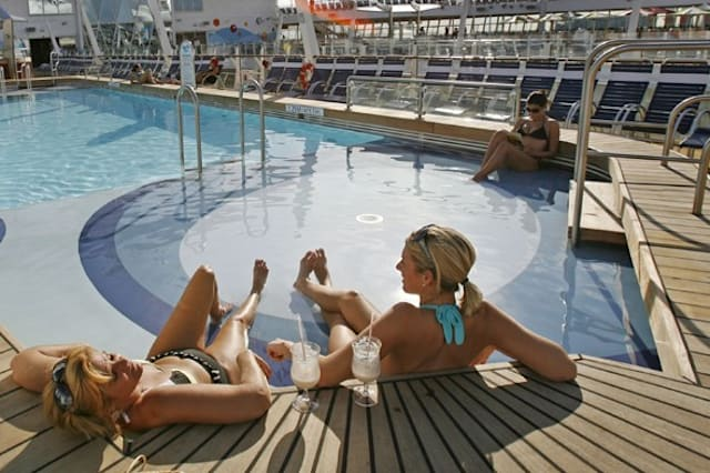 Ten things not to do on a cruise