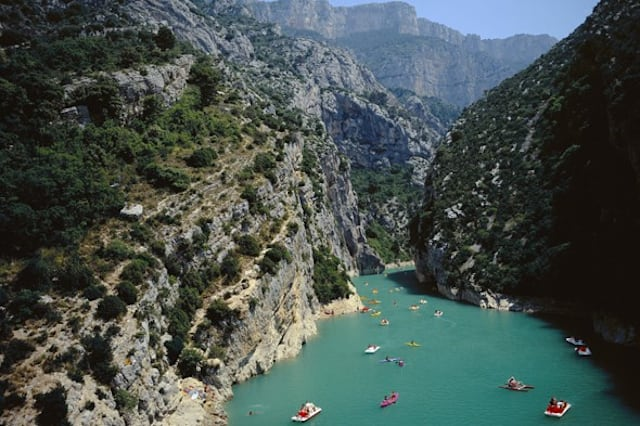World's most spectacular gorges
