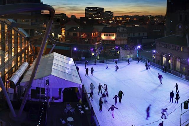 Get your skates on! Best ice rinks for winter fun