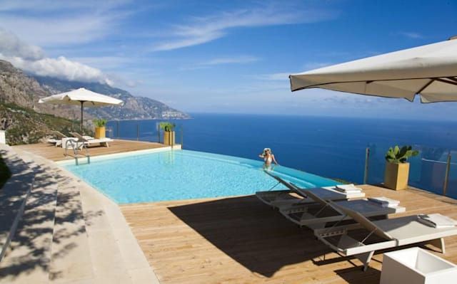 Best ever villas with infinity pools