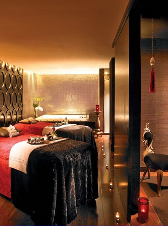 Top ten spa hotels in Europe