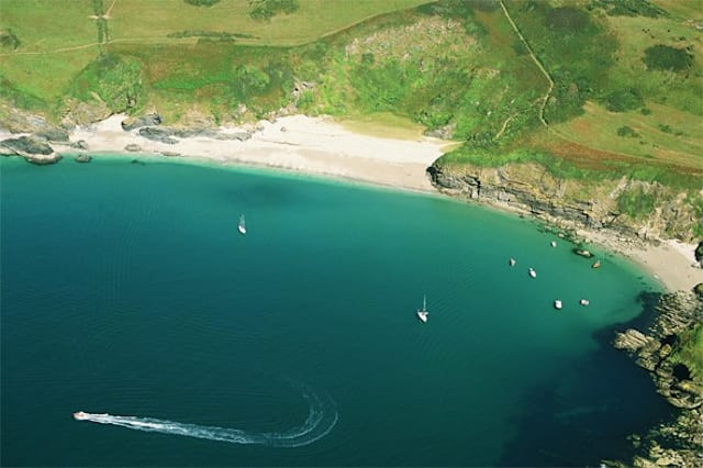 Britain's best hidden beaches