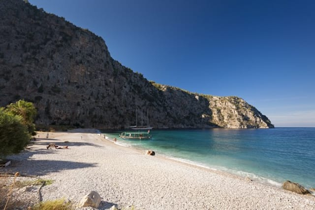 Europe's secret beaches