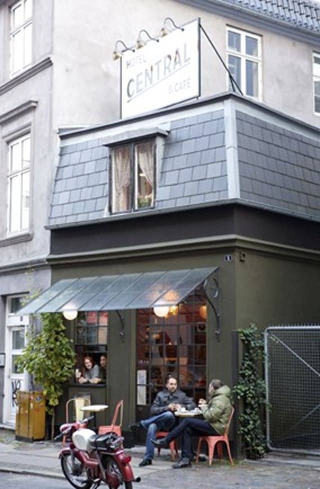 The world's smallest hotels