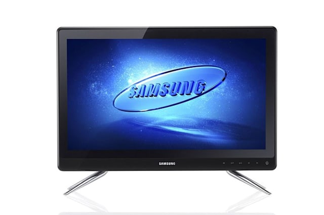 Samsung Series 5 all-in-one press photos