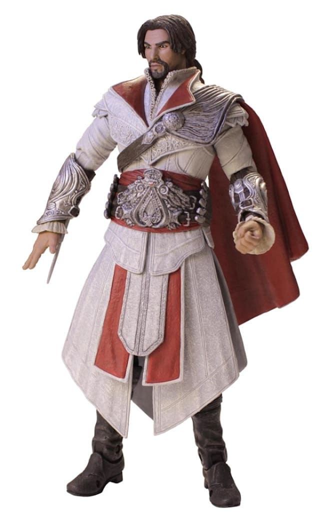 NECA Assassin's Creed Figures (8/8/2011)