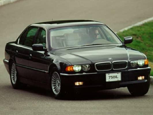 2000 BMW 750 IL 4dr Sedan Pictures