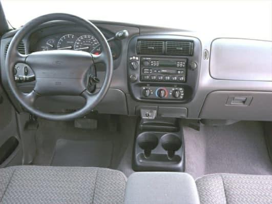 2000 Ford Ranger Xlt 4x4 Regular Cab 5 75 Ft Box 111 6 In Wb