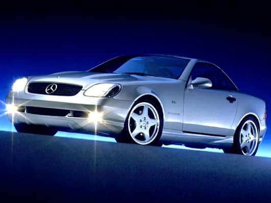 2000 Mercedes-Benz SLK-Class Kompressor SLK 230 2dr Roadster Specs and  Prices
