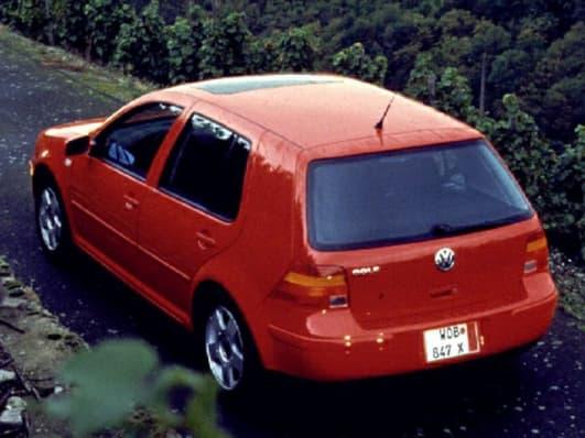 2001 volkswagen golf gls 1.9l tdi 4dr hatchback specs and prices